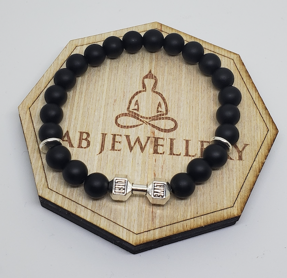 Black Onyx Weight Spacer
