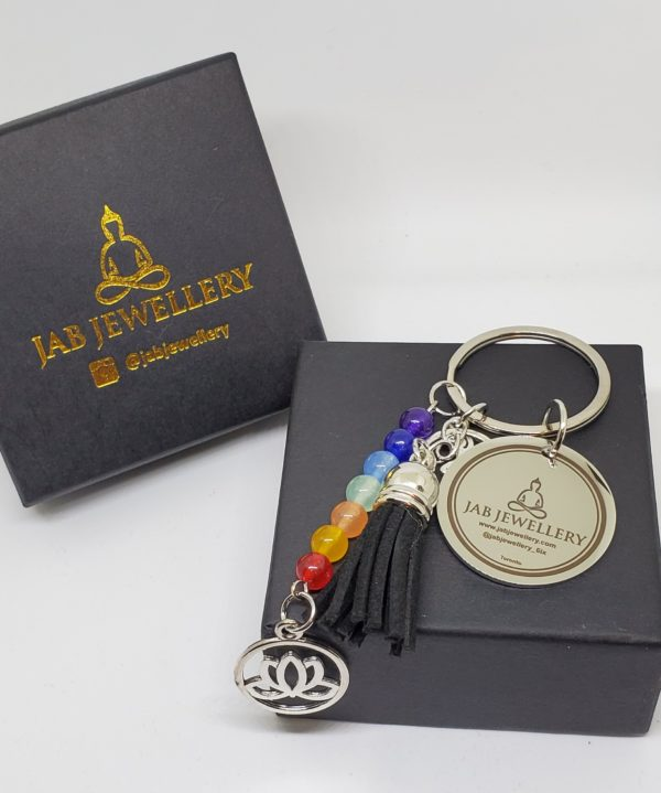 Chakra Key Chain